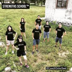 Dedicating this 1st post to the #Singapore #StrengthsFinder Coaches that I work with every day. They make me stronger at what I do and they are passionate about the #StrengthsMovement. In #StrengthsSchool we work hard and we play hard. This is one of the pictures we took spontaneously while on a road trip. As the team leader together with @CoachJasonHo we hope to make this company one that not just provide excellent services to our clients but one that is a great place to work with…