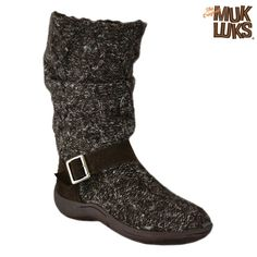 I found this amazing MUK LUKS® Fluffy Cable Knit Boots at nomorerack.com for 59% off. Sign up now and receive 10 dollars off your first purchase