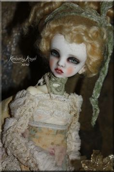 OOAK-Fullset-Doll-Chateau-Bella-MSD-BJD-Doll-Kimberly-Angel-BB-Bunny