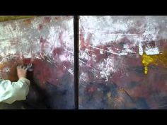 Getting Started with Cold Wax Medium and Oil Paint - YouTube