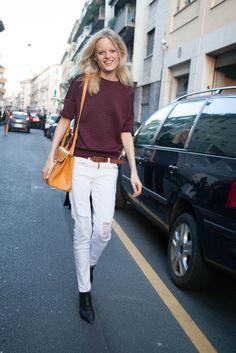 Hanne-Gaby Odiele - Page 66 - the Fashion Spot