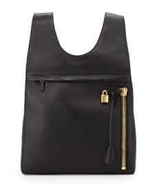 5c133d2371 TOM FORD Alix Calfskin Small Backpack