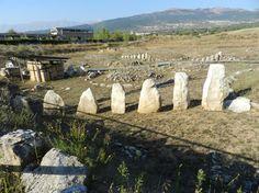 La Necropoli di Fossa, Abruzzo
