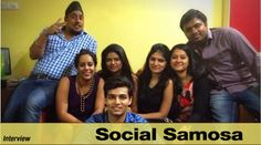 Social Samosa has been helping people understand the complicated yet wonderful world of Social Media. Social Samosa is the go to destination when it comes to anything about the social media world. This is about Social Samosa, the blog, the team, the initiatives and its journey to being one of the best blogs in the country. Here's an incredible interview with the team at Social Samosa, the winner of the Best Blog Award in the News & Media Category at the BlogAdda Blog Awards 2014.