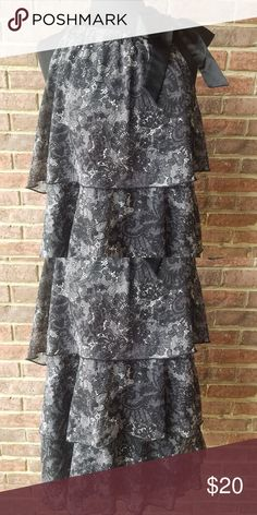 d65b46d1f1c Lane Bryant. Ruffled top with satin bow that ties on the side or can tie  more to the back. Lane Bryant Tops Blouses