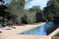 Bien Loin d'Ici Spa B&B à Nîmes dans le Gard. Lodges contemporains à la décoration très soignée.