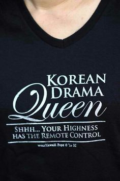 korean drama queen :)