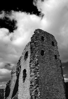 From the outside Auchidoun Castle Scotland by Moodlandscapes, £20.00