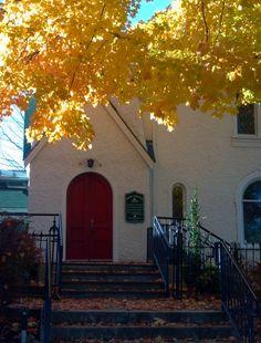 Washington, VA Trinity Episcopal Church