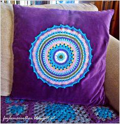 Faz bem aos olhos | Crochet - Crafts - Lifestyle: Resultados da pesquisa para mandala