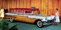 '57 Caddy Ambulance
