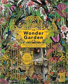 The beatiful and educational book of The Wonder Garden that takes you through 5 habitats around the world. www.treehousekidandcraft.com