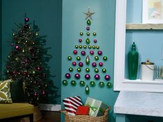 Holiday Cocktail Party: Deck the Trees and Wire Christmas Tree Card Holder  : Food Network - FoodNetwork.com