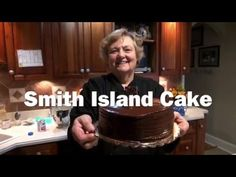 How to Make a Smith Island Cake with Mary Ada Marshall - YouTube
