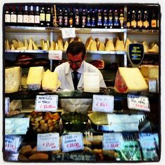 Delicious, amazing, incredible cheese. | 39 Reasons Studying Abroad In Italy Ruins You For Life