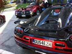 Koenigsegg & Pagani, someday!!