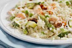 Ricetta facile e veloce: Riso freddo con asparagi.Preparazione: 30′ Cottura: 30′ Esecuzione: facile Priva gli asparagi della parte finale più legnosa, falli ….