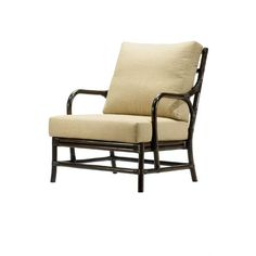Ava Rattan Lounge Chair via The Beach Look. Click on the image to see more!