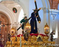 Las Fotografías de Bandera: Vía Crucis Magno de Huelva 2013: El Nazareno