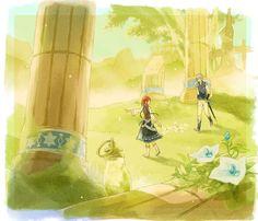 Akagami no Shirayukihime / Snow White with the red hair anime and manga    Prince Zen and Shirayuki