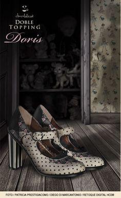 Doble Topping Doris