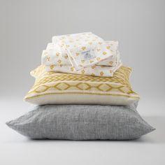 Gray Linen Pillow Shams | Schoolhouse Electric