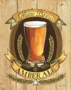 Gregory Gorham - Home Brew Art Print