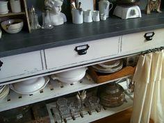 updated Ikea Norden table