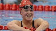 """Ellie Simmonds broke her own world record in the SM6 200m individual medley heats as she targets a second gold of the Paralympic Games.  The 17-year-old won S6 400m gold on Saturday, and dominated again to win in three minutes 6.97 secs.  """"The race felt amazing, it was comfortable and it looks like I'm in top form ahead of the biggest race of my life,"""" Simmonds told BBC Sport."""