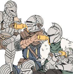 Dark Souls 2, Dark Holes, Crusader Knight, 4 Wallpaper, Video Games Funny, Soul Art, Bear Art, Memes, Dark Fantasy Art