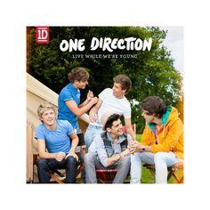 One Direction divulga capa de novo single! Play ❤ liked on Polyvore