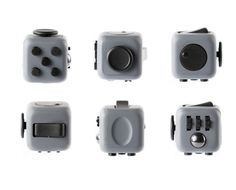 Omaky Fidget Cube Relieves Stress and Anxiety for Children and Adults Attention Toy Gray Black *** Check this awesome product by going to the link at the image. Fidget Tools, Fidget Cube, Desk Toys, Anxiety In Children, Dealing With Stress, Parents As Teachers, Fujifilm Instax Mini, Stress And Anxiety, Stress Relief