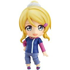 Good Smile Love Live!: Eli Ayase Nendoroid Action Figure (Training Outfit Version)