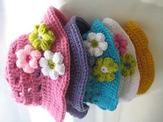 Crochet Hat Pattern, Crochet Baby Hat Pattern,  Crochet Baby Sun Hat Pattern, INSTANT DOWNLOAD,  Baby to 10 Years
