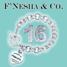 Sweet 16 Birthday - Tiffany & Co. Custom Backdrops (Step and Repeat) - Free Shipping by BKreationz on Etsy
