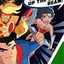 DC Liga de la Justicia Orbital Chase