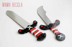 Espases de pirata / Espadas de pirata