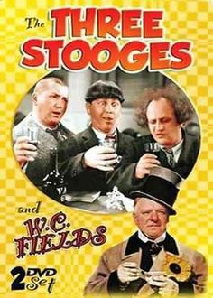 This box set pays tribute to the classic short films of comedians THE THREE STOOGES and W.C. FIELDS by offering selections from the libraries of both. The Fields shorts seen here include THE GOLF SPEC