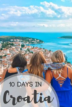 Find out everything you need to know about planning a trip to Croatia. Including a detailed day by day itinerary. : Find out everything you need to know about planning a trip to Croatia. Including a detailed day by day itinerary. Croatia Itinerary, Croatia Travel Guide, Europe Travel Tips, European Travel, Travel Advice, Travel Guides, Travel Destinations, Holiday Destinations, Italy Travel