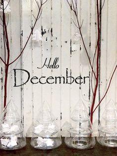 Hello december! #christmas, #winter