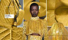 Cores Pantone outono inverno 2016 - spicy mustard