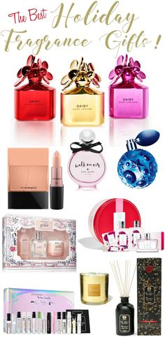 Best Holiday Fragrance Gifts of the season!