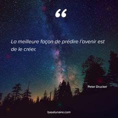Phrase Motivation, Peter Drucker, Citations Instagram, Inspiration Entrepreneur, Wonder Quotes, Self Development, Inspire Me, Quote Of The Day, Quotations