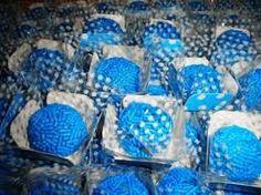 brigadeiro azul - Pesquisa Google