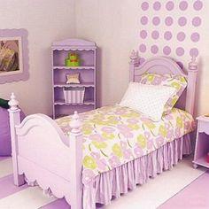 jime dormitorio lila niño
