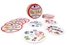 Spot It! MLB: Blue Orange's line of Spot It! games are so much fun, you'll forget they're educational. The quick games of matching challenge players' visual perception and reaction time, but they'll just think they're racing their friends. The Spot It! MLB edition ($20) is perfect for the little baseball fan in your life.