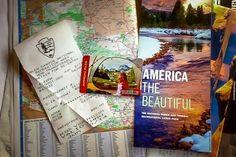 Roadtrip - USA Nationalpark Pass