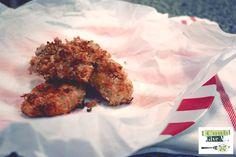 Cheddar Chicken Fingers
