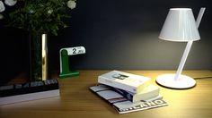 #LaPetite Table Lamp by #QuaglioSimonelli for #Artemide - #SmallLightBigEffect #lighting #design