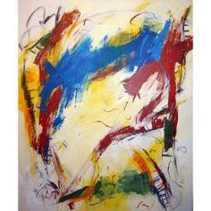 """""""Cerebro"""" de Veronica Faraone   """"El arte es un medio para expresar sentimientos, es algo irracional, emocional. Es la conexión con lo espiritual. Pintar me hace sentir feliz... y la pintura es arte, por ende el arte es felicidad.""""  #PuntoVero"""
